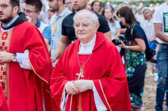 Mons. Hoser en su homilía el Domingo de Ramos: Necesitamos esas amargas lágrimas de San Pedro
