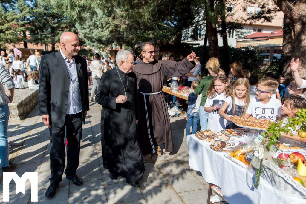 Día de acción de gracias por los frutos de la tierra y el trabajo en Medjugorje