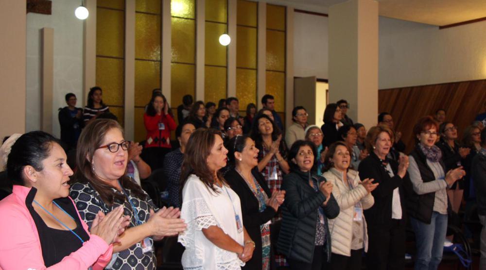 """Grupos de oración """"María Reina de la Paz"""" participaron de un retiro espiritual"""