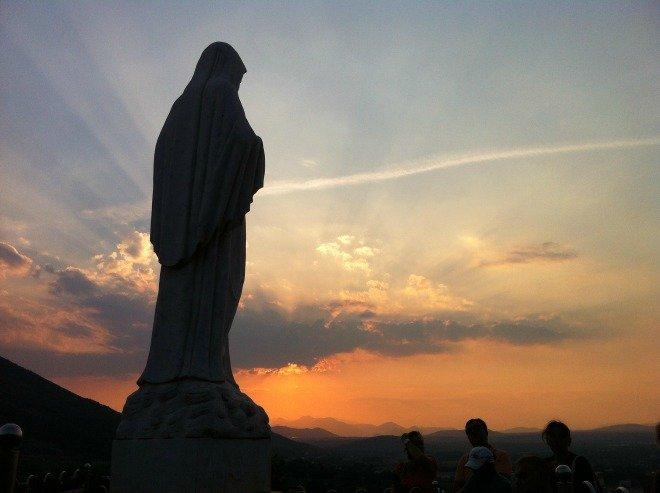 Mensaje de la Virgen María Reina de la Paz del 25 de febrero de 2019