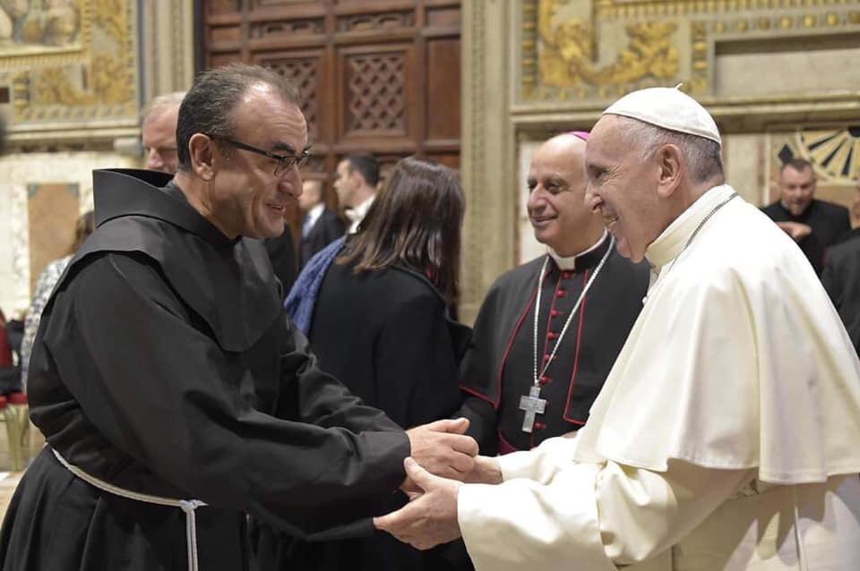 """El Papa: """"El Santuario, lugar privilegiado para experimentar la misericordia"""""""