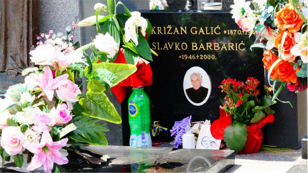 Celebración del XVIII aniversario de la muerte del Padre Slavko Barbarić
