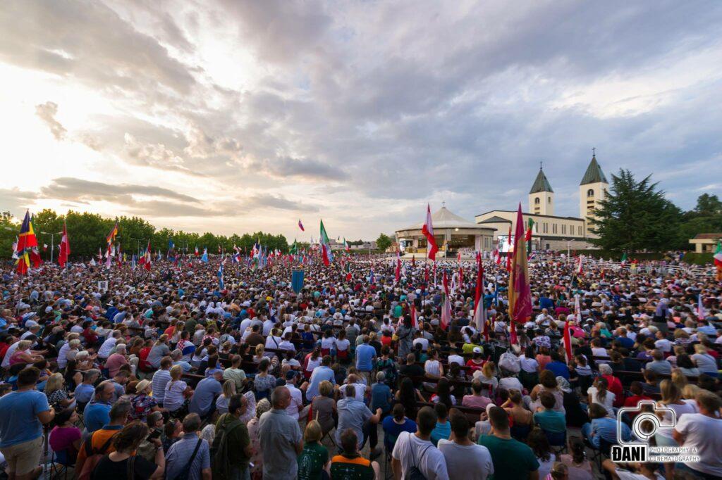 30 Festival de la Juventud en Medjugorje del 1 al 6 de agosto de 2019