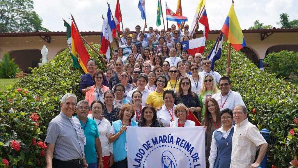 14 países participaron del II Curso para responsables del Apostolado de María Reina de la Paz en América