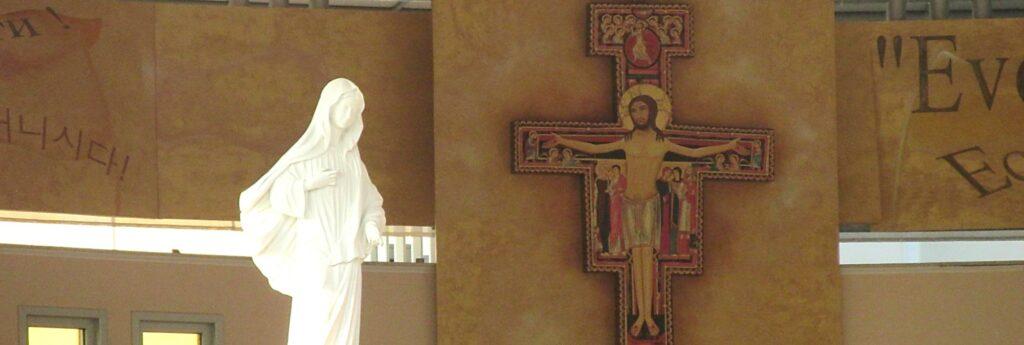 Octavo día de la Novena por la Natividad de la Santísima Virgen María