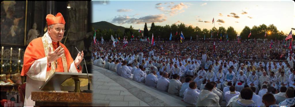 """Mensaje del Cardenal Christoph Schönborn a la juventud presente en Medjugorje en el 30º Mladifest """"Sígueme"""""""