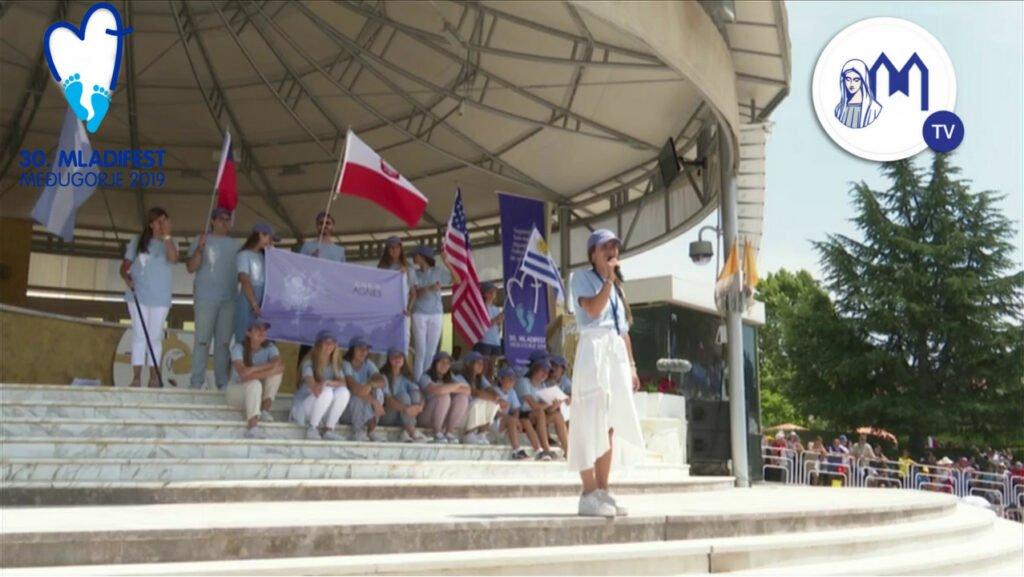 Eramos una familia común y Medjugorje nos cambió la vida – Ana Keller 'coro AGNES'