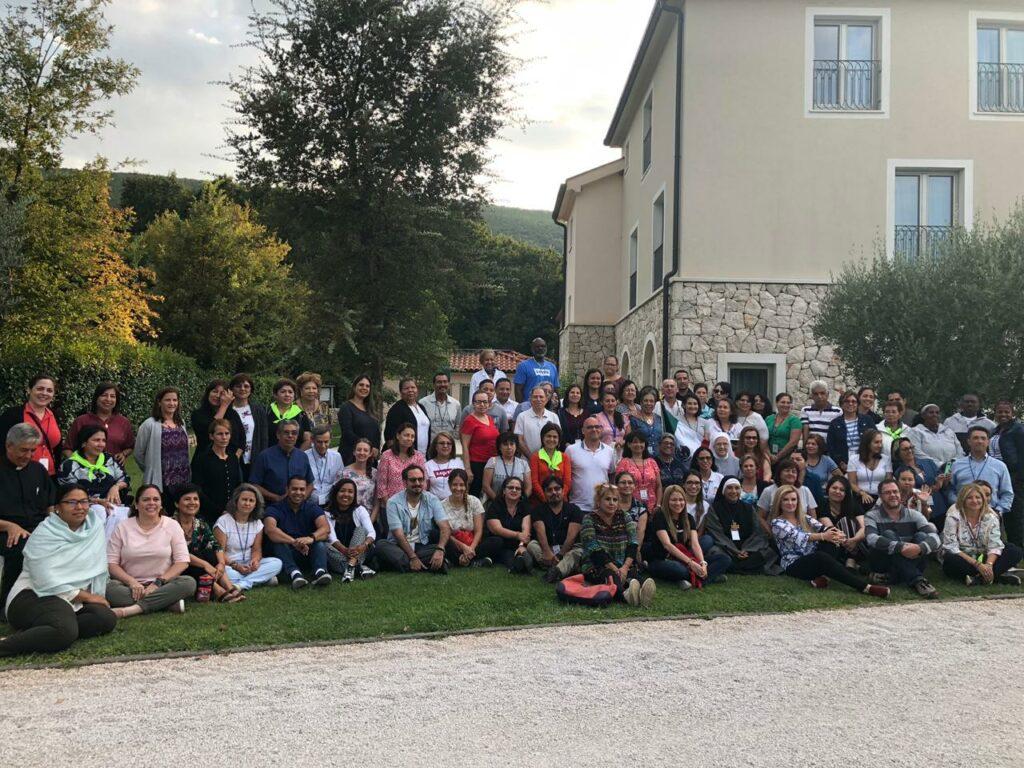 Termina retiro internacional con el padre Francisco Verar en Medjugorje con 110 participantes de diversas nacionalidades